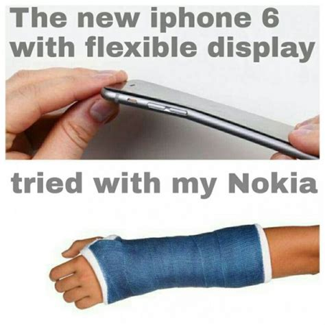 Iphone 6 Meme - the internet rises up to iphone 6 problems with these funny memes