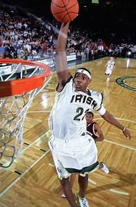 Lebron James High School dunk - St. Vincent St. Mary High ...