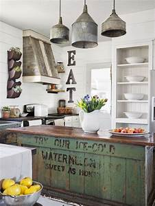 these, rustic, farmhouse, kitchens, will, inspire, you, to, renovate, immediately