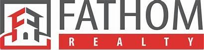 Realty Fathom Logos Estate Agent Holdings Transparent