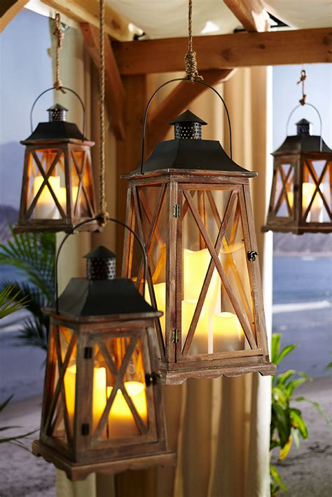 rustic lantern lights best 25 nautical lanterns ideas on lantern 2066