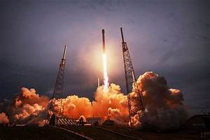 New Military Opportunities for SpaceX Could Bring Jobs to ...