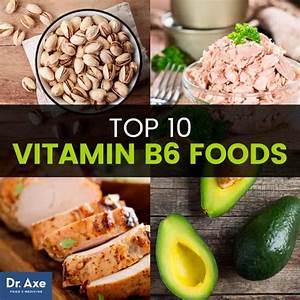 Top 10 Vitamin B6 Foods  Benefits   Vitamin B6 Recipes