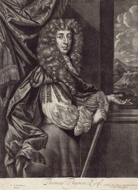 Thomas Thynne (died 1682) - Wikipedia