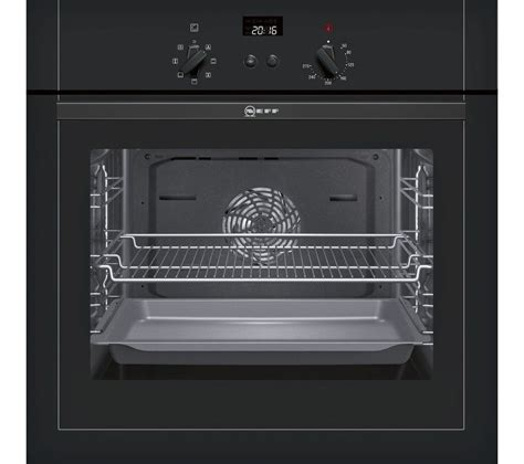 neff kitchen accessories buy neff b14m42s5gb electric oven black free delivery 1062