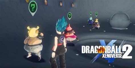 unlock  dragon ball xenoverse  outfits items