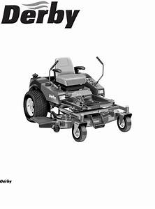 Page 3 Of Simplicity Lawn Mower Zt2354 User Guide