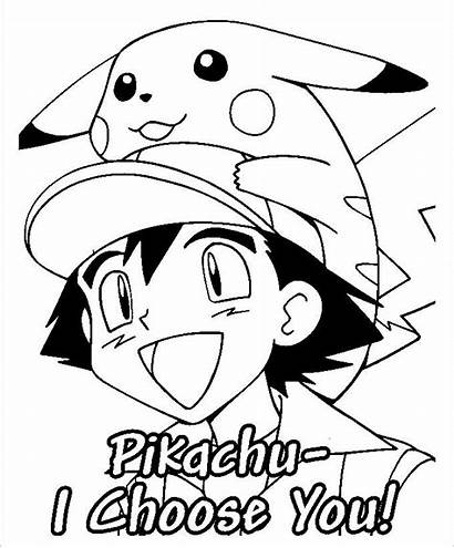 Pokemon Coloring Pages Printable Template Templates Colouring