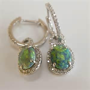threader earrings opal earrings pastal names