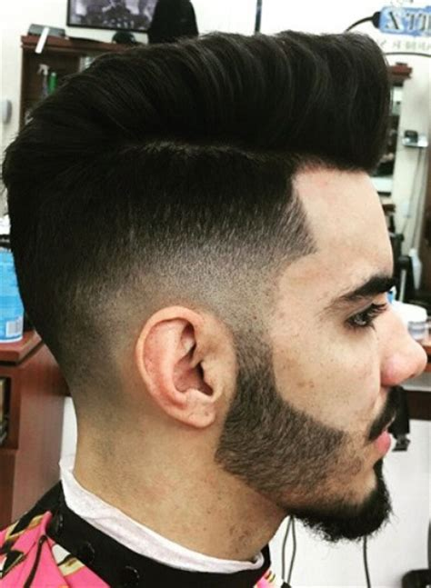 side parted mens hairstyles