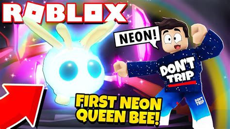 Queen Bee Adopt Me Roblox Neon Queen Bee Chilangomadrid Com