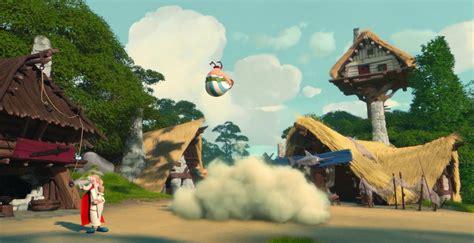 asterix  mansion   gods de louis clichy