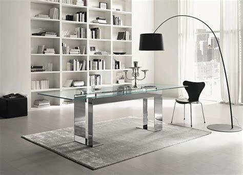 modern office furniture desk office furniture enchanting contemporary office desk glass