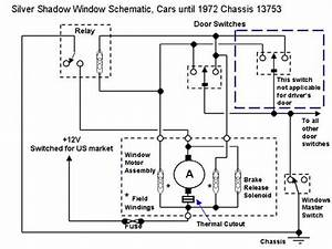Rolls Royce Shadow Wiring Diagram