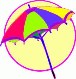 Beach Umbrella Clip Art Free