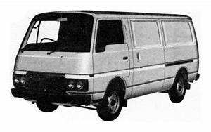 Nissan Urvan E23 Service Manual