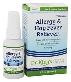 Homeopathic Allergy Medicine