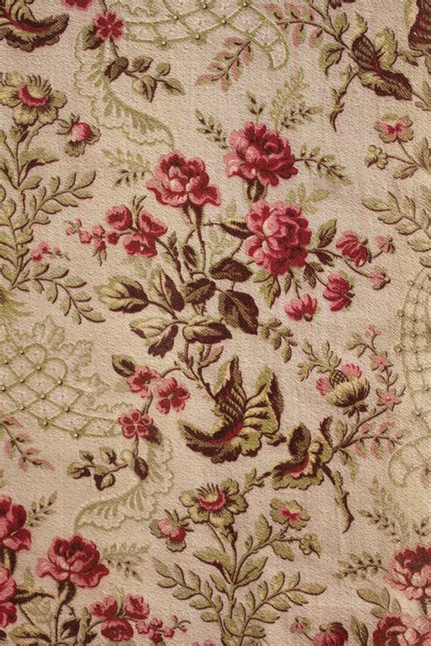 Antique Upholstery by Antique Fabric Material Upholstery Weight Pink