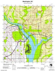 Us National Grid Training Map