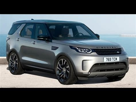 Allnew Land Rover Discovery 5 2018 Youtube