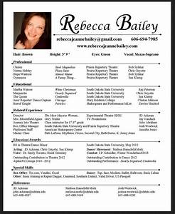 acting resume template 2017 resume builder With actors cv template free