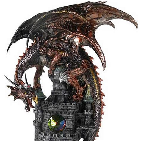 vampires kitchen nemesis  ragnor dragon figurine