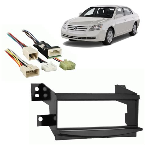2005 Toyotum Avalon Wiring Harnes by Fits Toyota Avalon 2005 2010 Single Din Stereo Harness