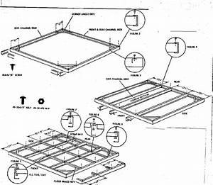 Arrow Foundation Kit Parts
