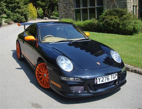 porsche    gt front  conversion xclusive customz