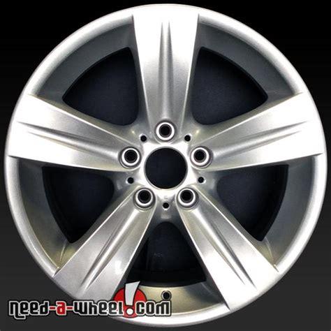 328i Rims by 18x8 5 Bmw 323i 325i 328i 330i 335i Oem Wheel 06 13 Silver