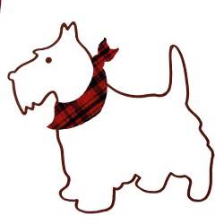 Scottie Dog Clip Art Free
