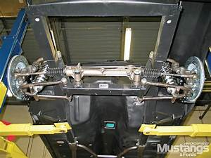 Mustang Ii Style Suspension System Install