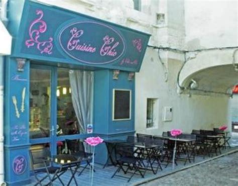 cuisine chic avignon restaurant reviews phone number