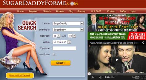 websites to find a sugar daddy