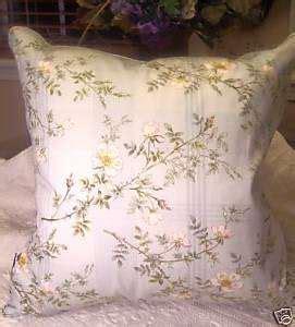ralph lauren inverness bedding new custom ralph edgefield floral throw pillow b on