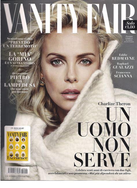 Vanity Fair - Italy - Capsula Mundi