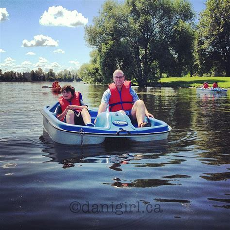 Boat Bumpers Ottawa by Pedal Boating At Dow S Lake Flickr Photo