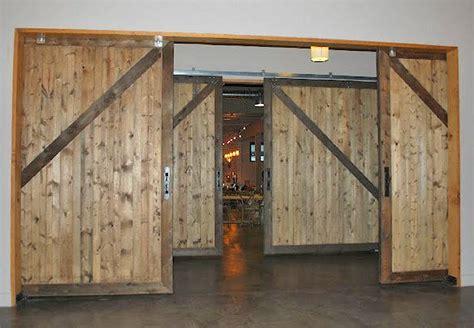 large sliding barn doors 10 x 10 non warping large wood sliding barn doors