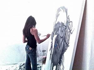 Artist and Studio, Alison Van Pelt - contemporary artist ...