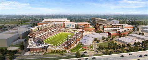 pro football hall  fame plots future football stadium