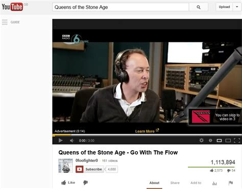 Attach any audio file or paste a link from youtube, tiktok, soundcloud, and more. BBC 6 Radio Ace Personalised Advertising on YouTube - State of Digital