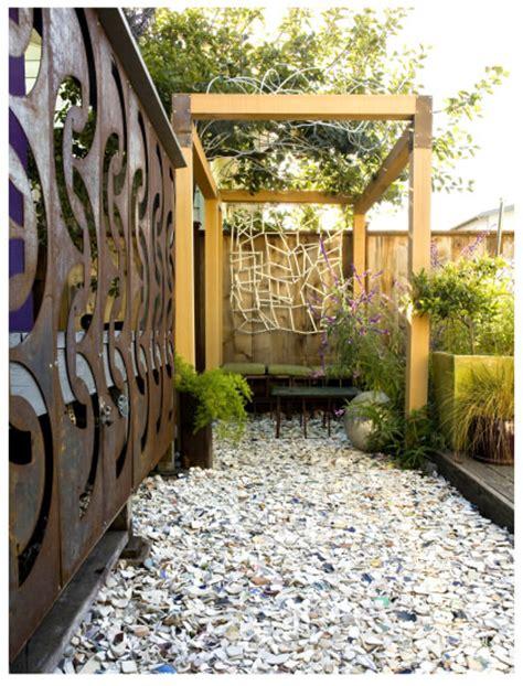recycled landscape materials garden edging 5 ways to edge your landscape with recycled materials the garden glove