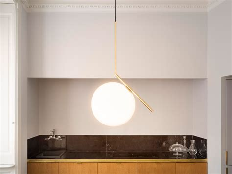 Flos IC S2 Suspension Light   Eames Lighting