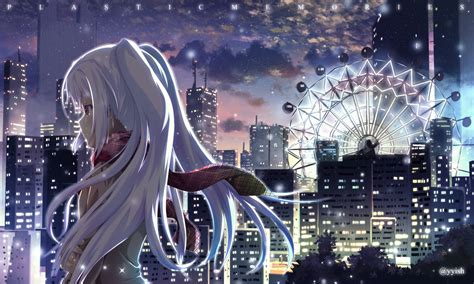 27 Plastic Memories Hd Wallpapers  Background Images