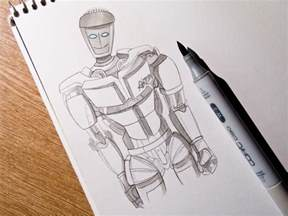 How to Draw Atom From Real Steel