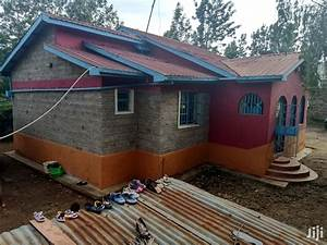 3 Bedroom House In Ongata Rongai With 3 Sqs In Ongata Rongai