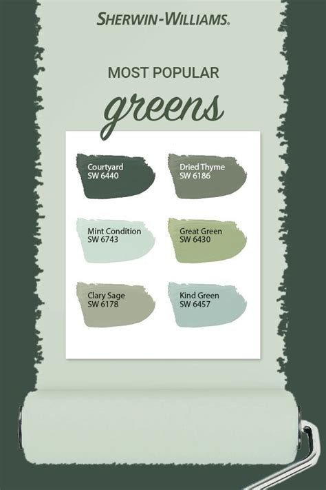 popular green paint colors green paint colors sherwin