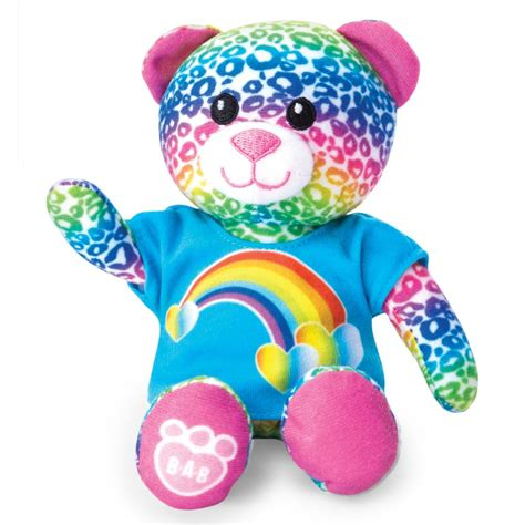 Build a Bear Workshop Rainbow