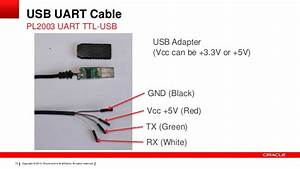 Usb Cable Pin Connections