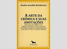 Ebook A ARTE DA CRÔNICA E SUAS ANOTAÇÕES Simplissimocombr